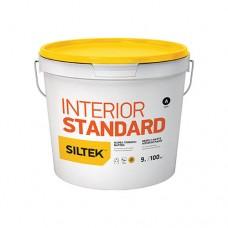 Фарба Siltek Interior Standard глибоко матова. База А (1,4 кг)